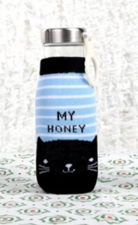 "2018A:350ML БУТЫЛКА ""My honey""_bk"