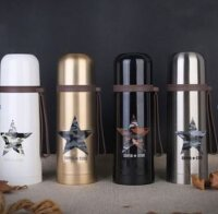"B-MLH8696-500-Z ТЕРМОС ""Super Star"" black 500ml"
