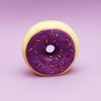 "SM18-153 КОПИЛКА ""Donut"", purple"