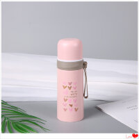 "M-2786W-4 ТЕРМОС ""Fill me with your favorite"", pink (350ml)"
