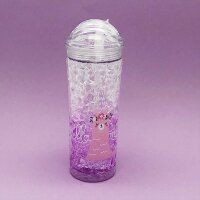 "XJX-1905  ТАМБЛЕР ""Lama"", purple (500ml)"